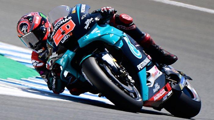 HASIL dan Klasemen MotoGP Prancis 2021, Fabio Quartararo Ambil Alih Posisi Puncak