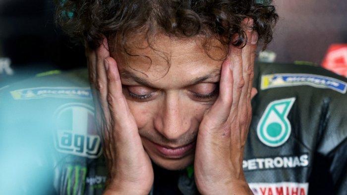 MotoGP Assen Belanda, Valentino Rossi Kesal Performa Ban Michelin, Mereka Tidak Tahu Mana Yang Tepat