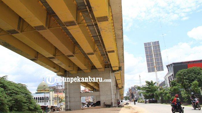 PUPR Diminta Tekan Pihak Ketiga Tuntaskan Jembatan Siak IV