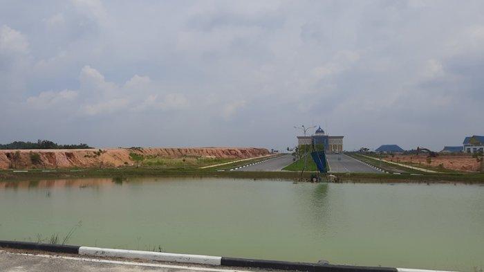 Pembangunan Tugu Roda Dipertanyakan, Ini Jawaban Dinas PUPR Kota Pekanbaru