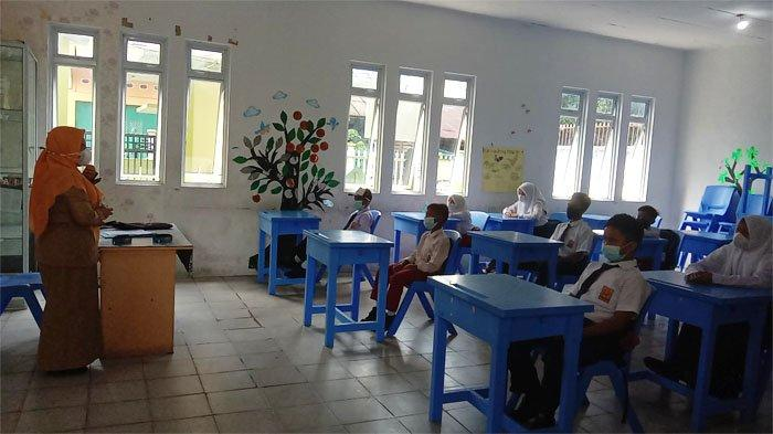Belajar Tatap Muka di Kepulauan Meranti Diberlakukan, Sekolah Terapkan Sejumlah Aturan Ketat