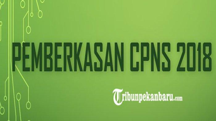 Hari Pertama Pemberkasan Peserta Seleksi CPNS 2018 di Pemko Pekanbaru, BKPSDM Terima 41 Berkas