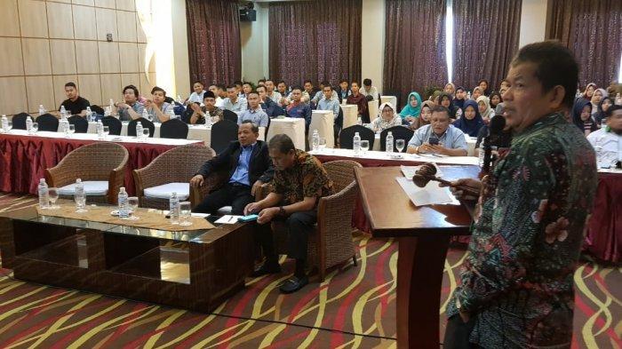 74 Penerima Beasiswa Bidik Misi Pemprov Riau Ikut Pembinaan di Bukit Tinggi