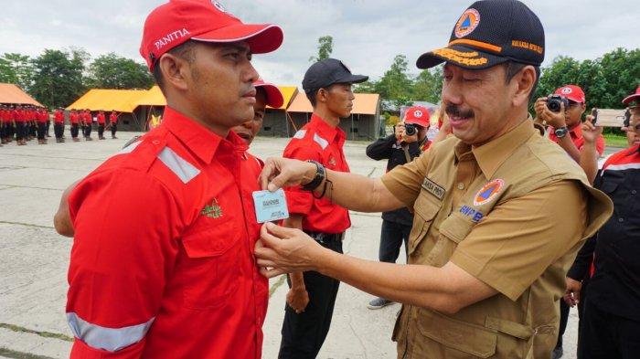 Riau Siaga Darurat Karhutla,BPBD Ajukan Pinjaman 3 Unit Heli ke BNPB, Apa Lagi yang Dilakukan?