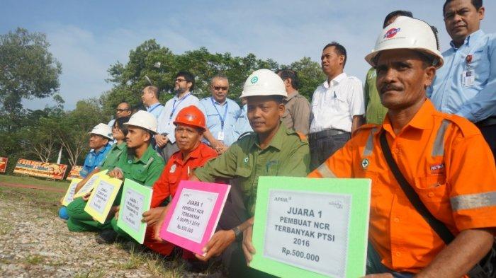 Nasri FE: Penerapan K3 Perusahaan di Pelalawan Sudah Cukup Baik