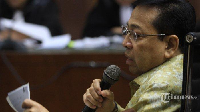 Setya Novanto Terbukti Memperkaya Diri, Orang Lain, dan Korporasi, Ini Daftarnya
