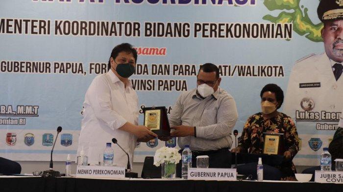 Pemerintah Koordinasikan Penanganan Covid-19 di Papua, Target Penurunan Kasus Sebelum PON XX