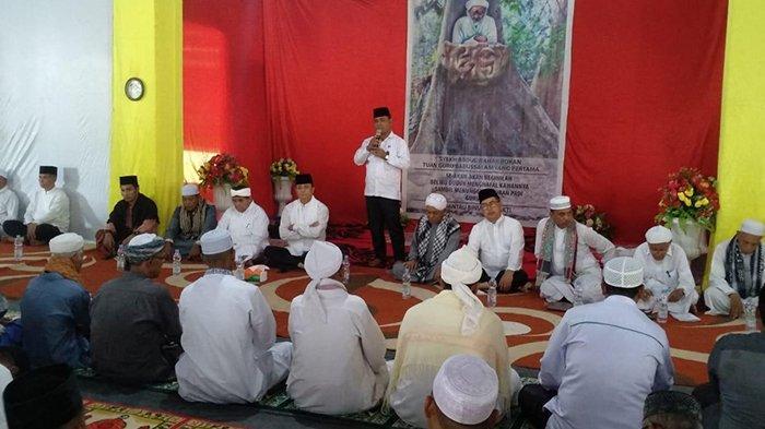 Pemkab Rohul Gelar Milad ke 208 Syekh Abdul Wahab Rokan