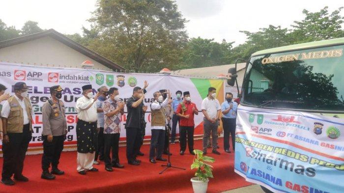 Pemkab Siak Dukung Percepatan Herd Immunity Melalui Vaksinasi Gotong Royong