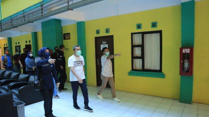 Pemprov Riau Sulap Asrama Haji Jadi Tempat Isolasi Mandiri Pasien Covid-19