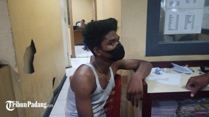 Bawa Mobil Ugal-ugalan di Padang, Saat Diberhentikan Pemuda Ini Malah Ajak Duel Polisi, Rupanya Dia
