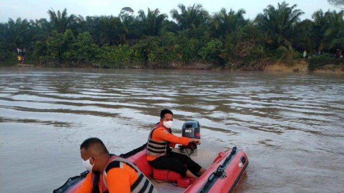 Pemuda di Kampar Tenggelam di Sungai Teso Saat Memancing, Hingga Senin Siang Masih Dicari