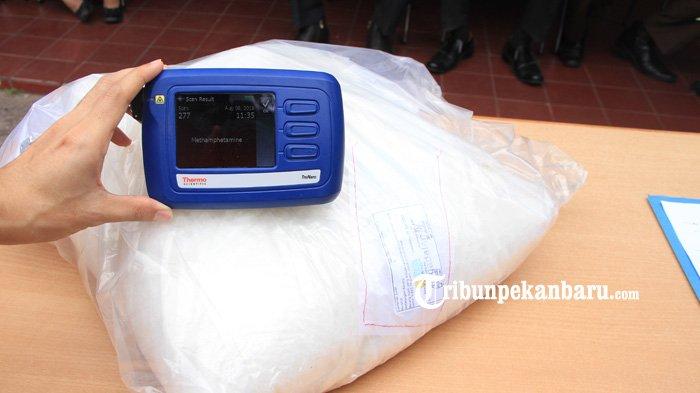 Pemilik 50 Kilogram Sabu di Dumai Dituntut Hukuman Mati