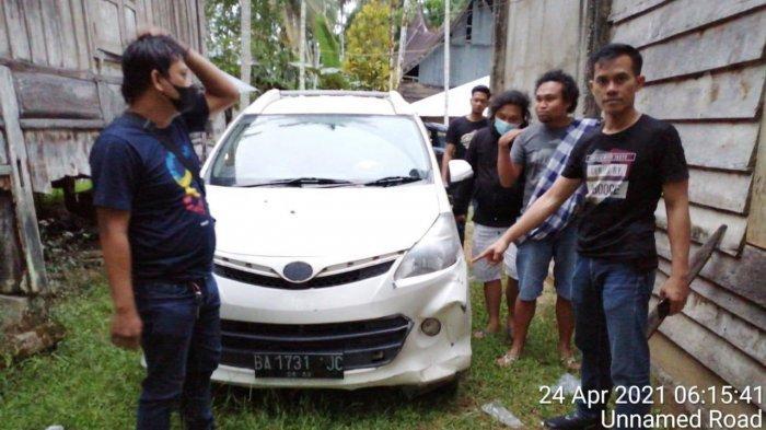 BREAKING NEWS: 8 Orang Pelaku Penyerangan Petugas dan Mobil Dinas Bea Cukai di Pekanbaru Ditangkap