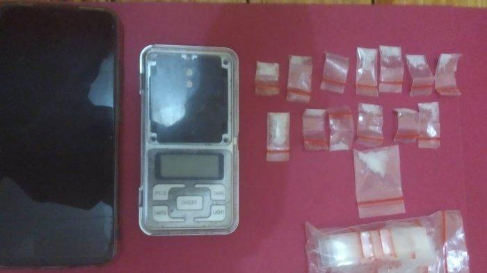 Penangkapan 4 Pengedar Narkoba di Pangkalan Kerinci dan Langgam, Polisi Sita Sabu dan Uang