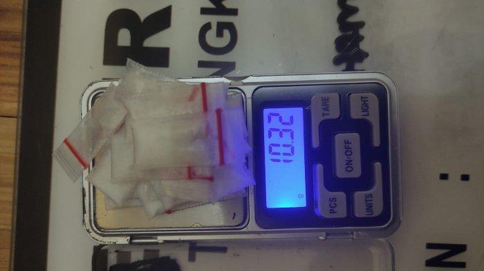 Penangkapan Pengedar Narkoba di Pelalawan, 2 Pelaku Diciduk Saat Transaksi Sabu di Warung