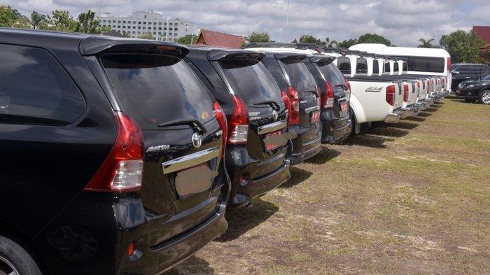 Puluhan Kendaraan Dinas Pemko Pekanbaru Dikuasai Pihak Lain Tanpa Berita Acara Pinjam Pakai,Kok Bisa