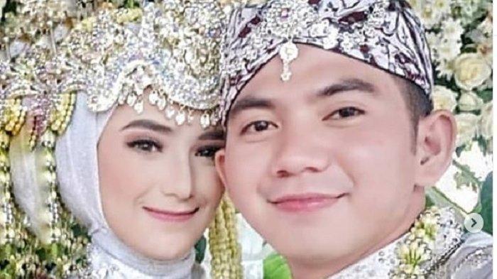 Nadya Mustika Rahayu dan Rizki DAcademy menikah
