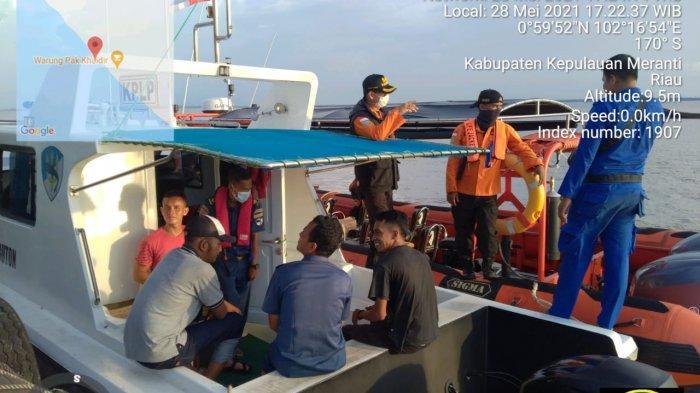 Nakhoda Kapal TB Green Lacosta Masih Hilang di Hari ke-4 Pencarian, Arus Deras Hambat Tim Pencari