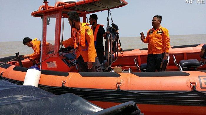 Nelayan Hilang di Perairan Rangsang, Cuaca Halangi Pencarian,Kades Minta Doa Berharap Korban Selamat