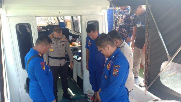 Tekong dan 14 Penumpang Selamat,Korban Kapal Tenggelam di Bengkalis Riau, Satu Tewas dan Tiga Hilang