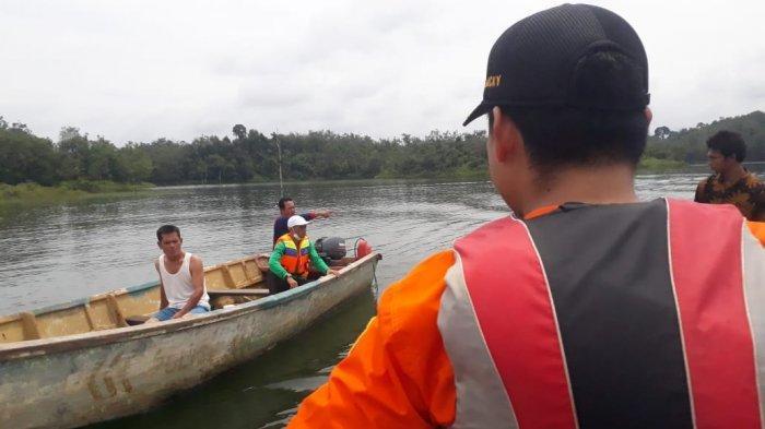 Hari Ketiga, Korban Tenggelam di PLTA Koto Panjang Belum Ditemukan