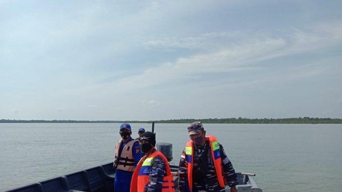 Sampan Nelayan Tenggelam di Rupat Utara, Satu Orang Meninggal, Satu Korban Dalam Pencarian