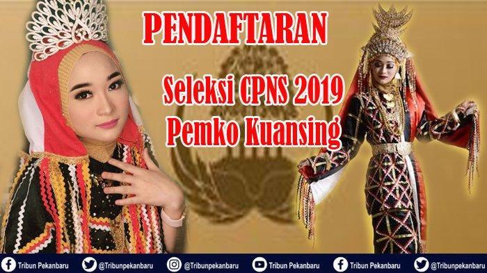 Sudah Ribuan PelamarCPNS 2019 di Kuansing Riau Stempel Kartu Ujian
