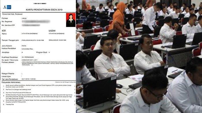 Pendaftaran CPNS Ditutup, Pelamar CPNS Pemkab Pelalawan Riau Mencapai 3.253, Ini Rinciannya