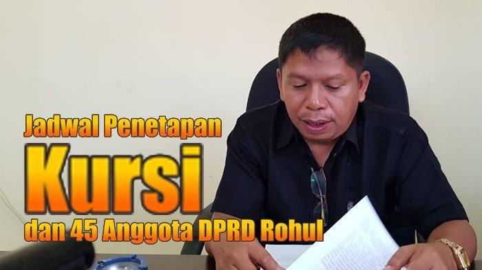 Maksimal Bawa Pulang 6 Kali Gaji Pokok, Jasa Pengabdian Anggota DPRD Rohul Dialokasikan Rp430 Juta