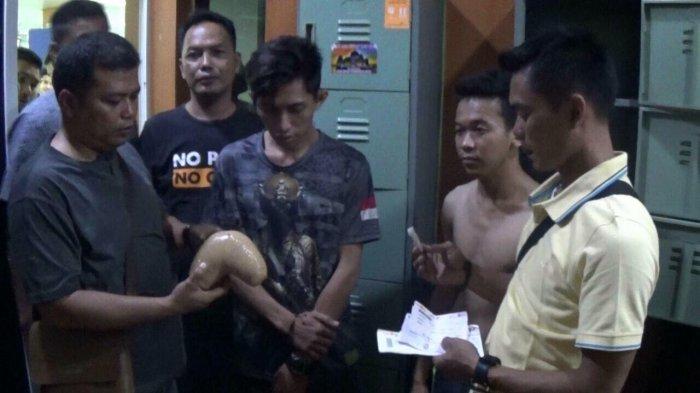 Polisi Tangkap Pengedar Sabu 1 Kilogram diBandara Internasional Minangkabau