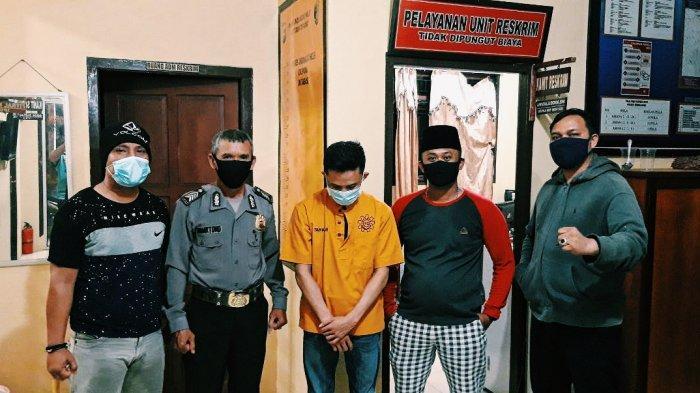 Pengedar Narkoba Diringkus Polsek Tembilahan, Kerap Edarkan Sabu di Jalan Soebrantas