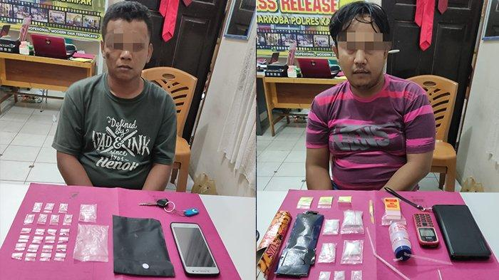 Pengedar Sabu 3 Kg Ditangkap di Kandis, 2 Pengedar di Kampar Juga Diamankan dengan Paket Narkoba