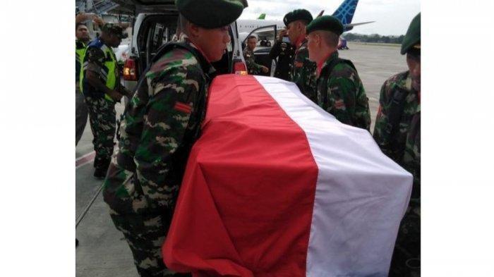 2 Anggota TNI Gugur, Diserang 20 Orang Diduga KKB Papua, Sudah Bertahan Tapi Kalah Jumlah