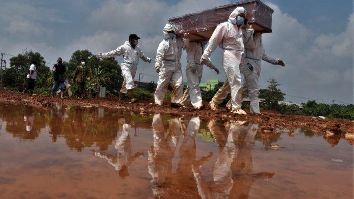 Kasus Kematian Pasien Covid Di Riau Terus Bertambah, Warga Yang Alami Gejala Diminta Segera Melapor