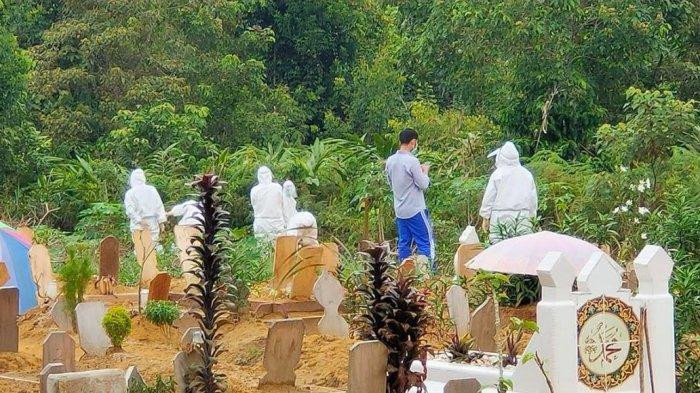 Malaikat Maut Jemput 3 Pasien Covid-19 di Kuansing dalam Sehari,2 Lansia, Angka Kematian Bertambah