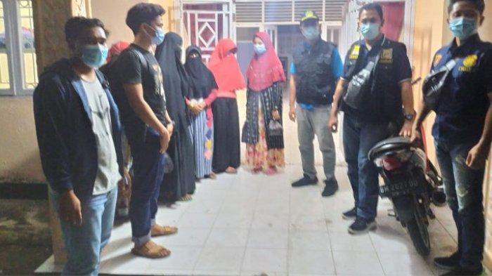 8 Pengungsi Rohingya dari Aceh Diamankan di BLK Bengkalis, Diduga Akan Menyeberang ke Malaysia