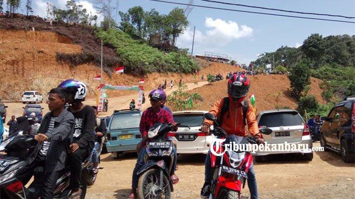 Dorong Peningkatan Pariwisata di Kampar, Pengurus DPC HPI Kampar Dilantik