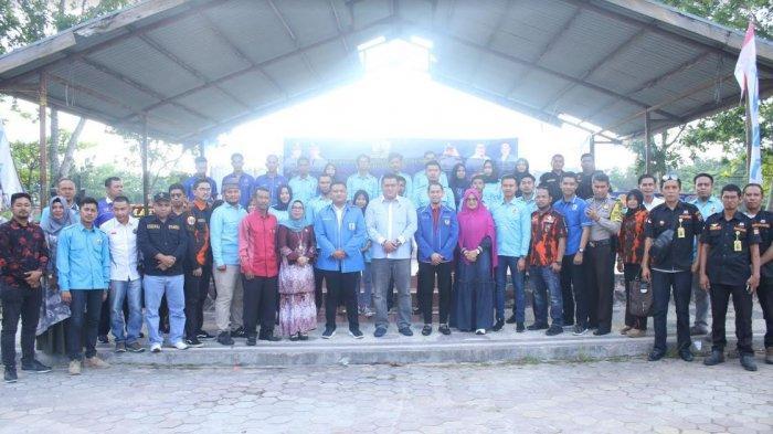 Pengurus KNPI Kecamatan Rumbai Resmi Dilantik