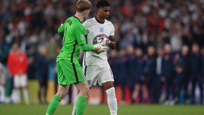 Rencana Southgate Buyar di Final Euro 2020 oleh Tiga Pemain Ini, Seharusnya Pickford Menendang