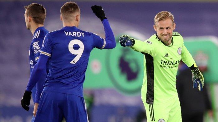 Bungkam Liverpool 3-1, Leicester City Geser Man United di Klasemen Liga Inggris yang Terbaru