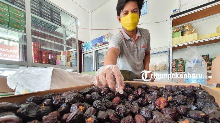 Laris Saat Ramadhan, Berikut Manfaat Buah Kurma untuk Tubuh, Ternyata Bisa Turunkan Kolesterol