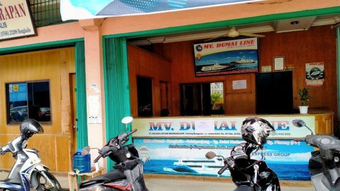 Tak Beroperasi 6-17 Mei,Pelayaran Kepri dari Bengkalis,Pelabuhan Inhil Juga Tutup,Kapan Normal Lagi?