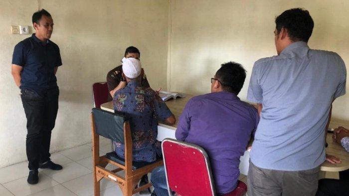 Penuhi Petunjuk Jaksa, Polres Pelalawan Riau Kembali Kirim Berkas Korupsi Lurah Kerinci Timur