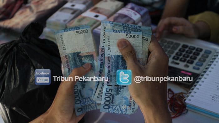 Bank BNI dan Bank Mandiri Bengkalis Sediakan Stok Penukaran Uang Jelang Lebaran