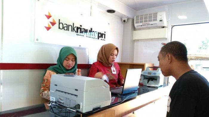 Penukaran Uang Baru untuk Idul Fitri di Rohul Sudah Bisa Dilakukan di Bank Riau Kepri