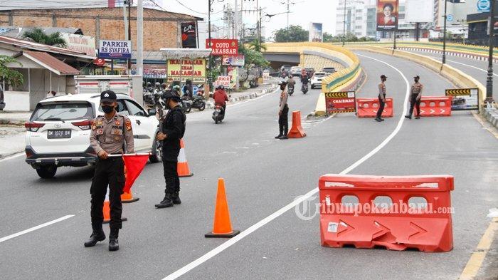 Anggota DPRD Pekanbaru Ini Minta Stop Penutupan Jalan Meski PPKM Diperpanjang