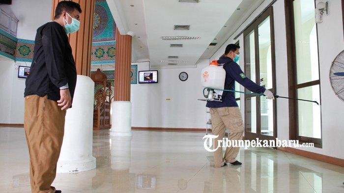 Kantor Gubernur Sepi, 75 Persen Pegawai Bekerja dari Rumah Pasca Ring 1 dan Pejabat Positif Covid-19