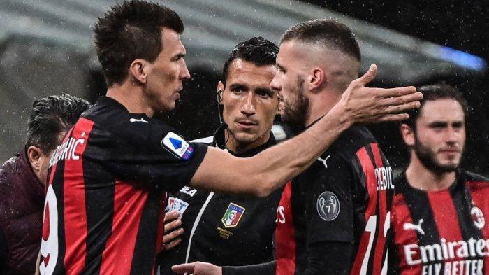 AC Milan Terancam Gagal Amankan Tiket Laga Champions, Nasib Stefano Pioli di Ujung Tanduk
