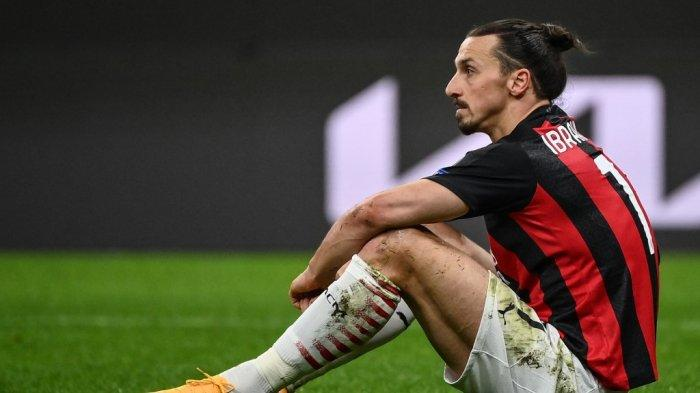 GAWAT! Zlatan Ibrahimovic Diselidiki FIFA dan UEFA, Ada Apa dengan Bintang AC Milan Itu?